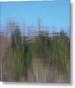 6000-reflections Metal Print