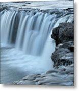 Grand Falls Metal Print