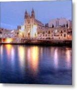 Valletta, Malta Metal Print