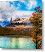 Landscape Pictures Nature Metal Print