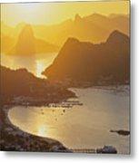 Rio De Janeiro Metal Print