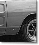 '68 Charger Metal Print