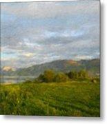Landscape Nature Art Metal Print