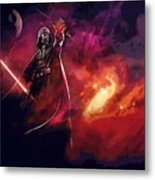 A Star Wars Art Metal Print
