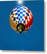 Balloon Festival 2015 Metal Print