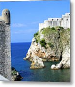 Croatia, Dubrovnik Metal Print