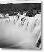 Idaho: Shoshone Falls Metal Print