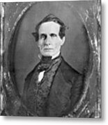 Jefferson Davis Metal Print by Granger