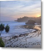 Kukup Beach - Java Metal Print
