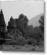 Mahuli Village Metal Print