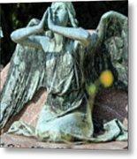 Monumental Cemetery Of Staglieno Metal Print