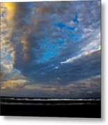 My Private Beach  Metal Print