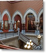 Pennsylvania Academy Of The Fine Arts Metal Print
