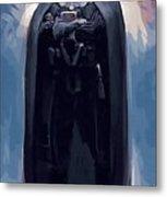 Star Wars Episode 6 Poster Metal Print