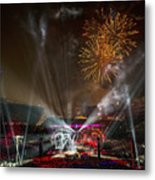 The Grateful Dead At Soldier Field Fare Thee Well Tour Metal Print