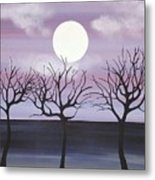 Tree Love Metal Print