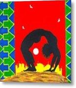 Uhuru Series Metal Print