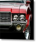 72 Olds Cutlass Metal Print