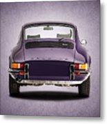 73 Porsche 911 Metal Print