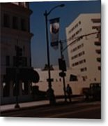 75th Hollywood Metal Print