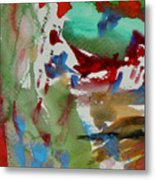 Untitled Abstract Metal Print