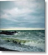 7th Wave  Metal Print