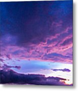 5th Storm Chase 2015 Metal Print