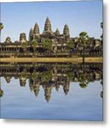 Angkor Wat Metal Print by MotHaiBaPhoto Prints
