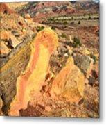 Capitol Reef Scenic Drive Metal Print