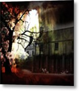 8 Ghosts Metal Print