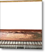 Inside The Oven Metal Print