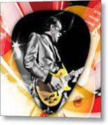 Joe Bonamassa Blues Guitarist Art Metal Print