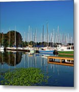 Lake Guntersville Alabama Metal Print