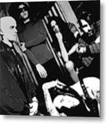 Marilyn Manson Metal Print