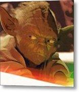 Original Star Wars Poster Metal Print
