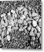Pebbles 2 Metal Print
