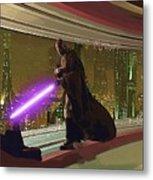 Star Wars Movie Poster Metal Print