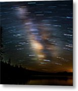 Waldo Lake Metal Print