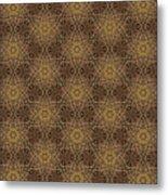Arabesque 034 Metal Print