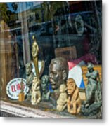 8241- Little Havana Store Metal Print