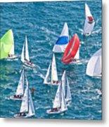 Key West Race Week Metal Print