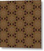 Arabesque 031 Metal Print