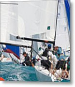 Key West Race Week Metal Print