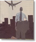 9-11-12 Metal Print