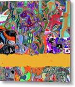 9-11-3057b Metal Print