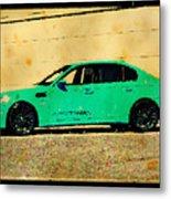 BMW Metal Print