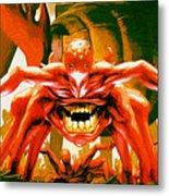 Creature Metal Print