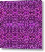 Purple Shade Metal Print