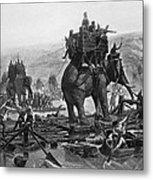 Hannibal (247-183 B.c.) Metal Print