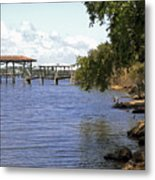 Indian River Lagoon Metal Print